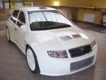 Škoda Fabia WSC / WRC.
