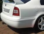 Zadní nárazník Octavia KIT / WRC 1-3. Cena v základním provedení: 3800,- Kč
