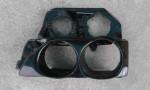 Rámeček předních světel + rámeček pro upevnění světel Mk 5.Levá strana.Cena v základním provedení: 1600,- Kč