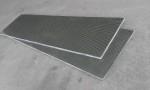 Deska, sendvič, z carbon-kevlarových vláken. Síla desky je  15-16 mm.  Cena za 1cm² 0,80,- Kč cena za 1m² - 8000,- kč ( Složení 2x carbon-kevler + pěna + 2x carbon-kevlar)