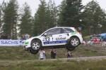 Ford Fiesta ST WRC Rallycross