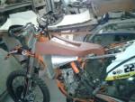 Výroba pomocného sání na motocykl