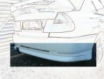 Lízo pod zadní nárazník,Mitsubishi Lancer Evo 5/6.Váha výrobku cca 4kg.Cena v základním provedení: 2200,- Kč