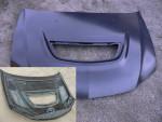 Přední kapota EVO 8/9.Cena v základním provedení: 4 800,- Kč Hmotnost výrobku od 6,5 kg