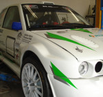 Přední blatníky Escort Cos.WRC.