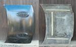 Kapota přední Ford Esort Cos.Cena v základním provedení: 2 400,- Kč.Váha cca 4,5 kg.