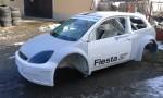 Přední nárazník Ford Fiesta ST.Cena v základním provedení: 5.100,- Kč