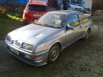 Přední nárazník Sierra Cosworth RS 500 - 1987
