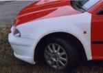 Blatník přední L . Octavia KIT/WRC 1. Cena v základním provedení:2500,- Kč