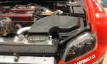 Air box,Mitsubishi Lancer Evo 8,9.Provedení pohledový carbon / sklolaminát.Cena v základním provedení: 5 200,- Kč Hmotnost výrobku od 0,6 kg