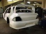 Mitsubishi Lancer WRC