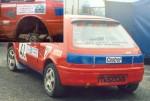 Blatník zadní levý - Mazda 323.Cena v základním provedení: 1 250,- Kč