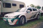 Přední nárazník Škoda Octavia WRC 1.