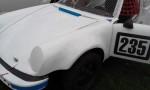 Přední blatník levý.Porsche 911.Cena v základním provedení : 2 500- Kč
