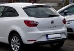 Zadní kapota Seat Ibiza s rámem.2012 ,Cena základního provedení : 4 200,- Kč