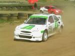 Ford Escort WRC.Rallycrossová verze.